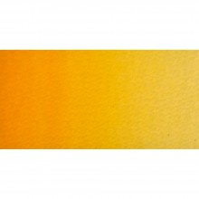 Old Holland : Watercolor Paint : Half Pan : Cadmium Yellow Deep