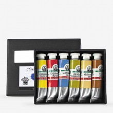 Old Holland : Watercolor Paint Set : Intro 6X6ml : Tubes
