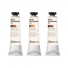 Jackson's : Artist Watercolor Paint : Earth Set 1 : 21ml : Set of 3