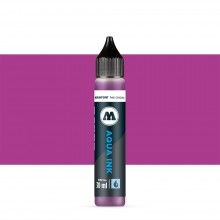 Molotow : Grafx Aqua Ink Refill : 30ml : Purple #010