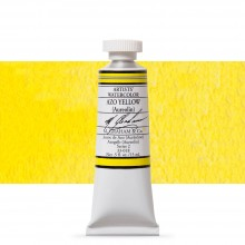 M. Graham : Artists' Watercolor Paint : 15ml : Azo Yellow