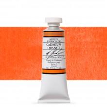 M. Graham : Artists' Watercolor Paint : 15ml : Cadmium Orange