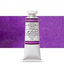 M. Graham : Artists' Watercolor Paint : 15ml : Cobalt Violet