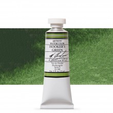 M. Graham : Artists' Watercolor Paint : 15ml : Hookers Green