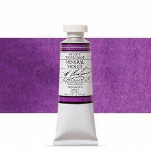 M. Graham : Artists' Watercolor Paint : 15ml : Mineral Violet