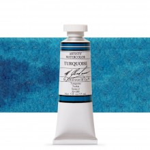 M. Graham : Artists' Watercolor Paint : 15ml : Turquoise