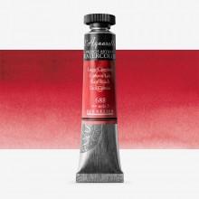 Sennelier : Watercolor Paint : 21ml : Crimson Lake