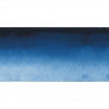 Sennelier : Watercolor Paint : Full Pan : Blue Indanthrene