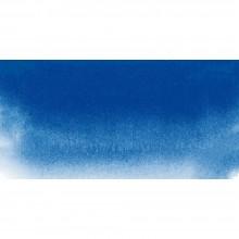 Sennelier : Watercolor Paint : Half Pan : Ultramarine Deep