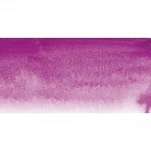 Sennelier : Watercolor Paint : Half Pan : Red Violet