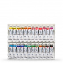 St Petersburg : White Nights : Watercolor Paint : 10ml : Set of 24