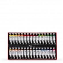 ShinHan : Premium Extra Fine Watercolor Paint : 15ml : Set of 32