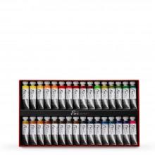 ShinHan : Premium Extra Fine Watercolor Paint : 15ml : Set of 32