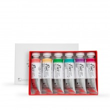 ShinHan : Premium Extra Fine Watercolor Paint : 15ml : Tint Set B of 6