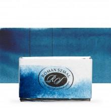 Roman Szmal : Aquarius : Watercolour Paint : Full Pan : Prussian Blue