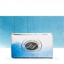 Roman Szmal : Aquarius : Watercolour Paint : Full Pan : Cobalt Cerulean Blue