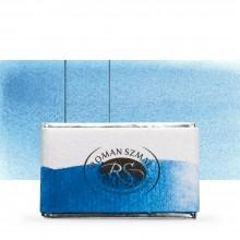 Roman Szmal : Aquarius : Watercolour Paint : Full Pan : Aquarius Cobalt Blue
