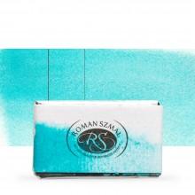 Roman Szmal : Aquarius : Watercolour Paint : Full Pan : Cobalt Sea Blue
