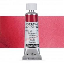 Schmincke : Horadam Watercolor Paint : 15ml : Bordeaux