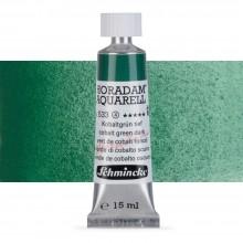 Schmincke : Horadam Watercolour Paint : 15ml : Cobalt Green Dark