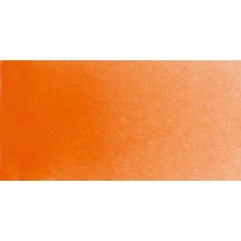 Schmincke : Horadam Watercolor Paint : Half Pan : Transparent Orange