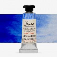 Isaro : Watercolor Paint : 7ml : Ultramarine Blue