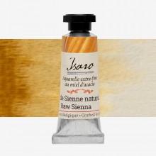 Isaro : Watercolor Paint : 7ml : Raw Sienna