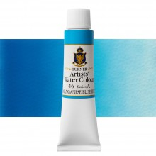 Turner : Artist's Watercolor Paint : 15ml : Manganese Blue Hue