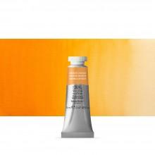 Winsor & Newton : Professional Watercolor : 14ml : Winsor Orange