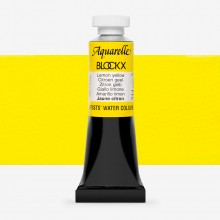 Blockx : Watercolour Paint : 15ml : Lemon Yellow
