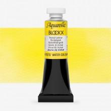 Blockx : Watercolor Paint : 15ml : Nickel Yellow
