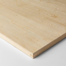 Jackson's : Lightweight Drawing Board With Wood Edge : 18x24in (46x60.5cm) : 1.8cm Thick