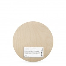 Jackson's : 6mm Circular Plywood Panel : 30cm Diameter
