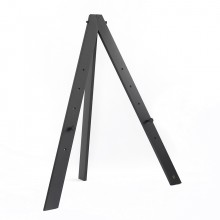 Cappelletto : ES-12 : Beechwood Display Easel : Black