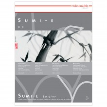 Hahnemuhle : Sumi-E Japanese Ink Paper : Gummed Pads