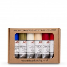 Michael Harding : Oil Paint : Modern Master Set : 6x40ml