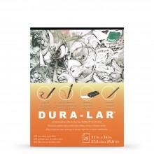Grafix : Matte .005in Dura-Lar 11x14in Pad : 25 Sheets