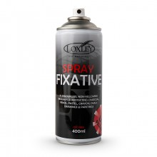 Loxley : Soft Pastel Fixative : 400ml