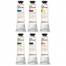 Jackson's : Artist Watercolor Paint : 21ml : Set of 6