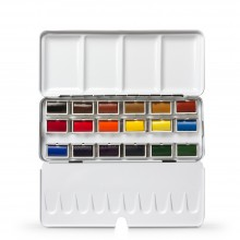 Jackson's : Artist Watercolor Paint : Full Pan : Set of 18