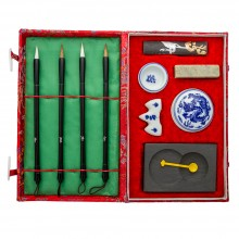 Studio Essentials : Chinese Painting : Fabric Covered Box Set E2