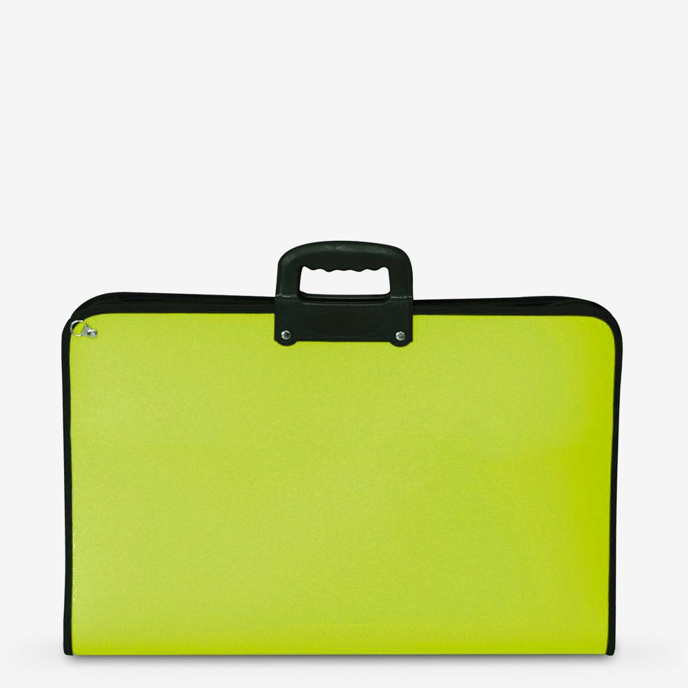 Mapac : A3 Academy Art Case : Lime