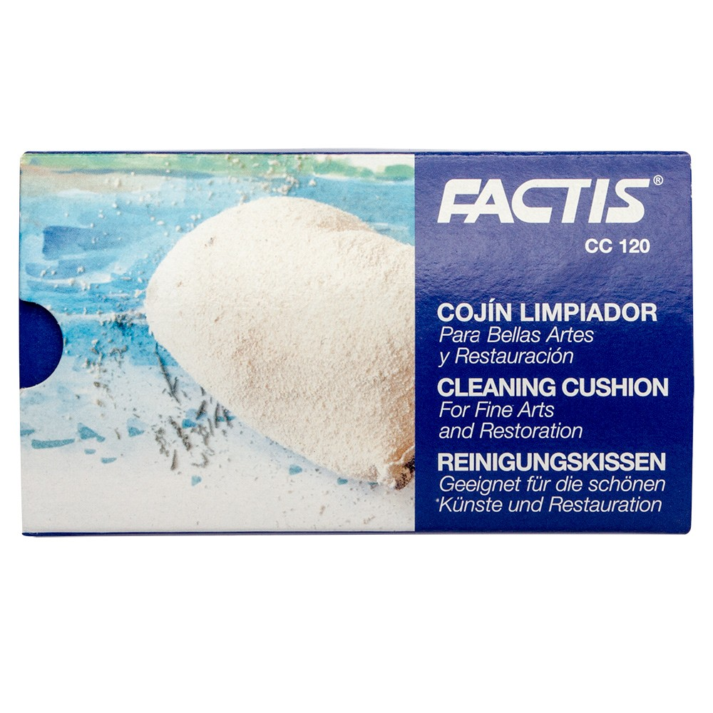 Factis : Cleaning Cushion : 120gm