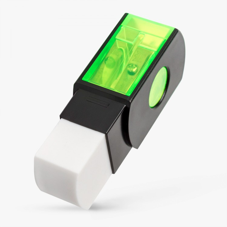 Jakar : Two in One Combination Sharpener/Eraser