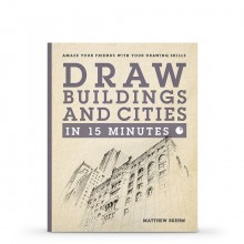 Draw Buildings and Cities in 15 Minutes : Book by Matthew Brehm