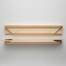 Jackson's : Museum Stretcher Bar Pair : 35x58mm : 40cm (16in Approx.)