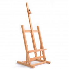 Cappelletto : CT-5 : Beechwood Adjustable H Table Easel : 74cm