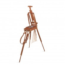 Jullian : Half Premium French Easel : Beechwood : With Carrying Bag