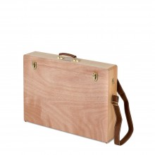 Jullian : Canvas Carry Case : Basswood