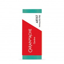 Caran d'Ache : Artist Soft Eraser : Recommended for Drawing Paper